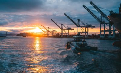 Statistics on vessels, port cargo and containers for second quarter of 2018