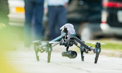 Can we really deliver medicines by drone? Source: Pexels