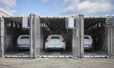 Pest-Free Vehicle Exports to Oceania