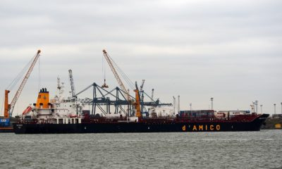 d'Amico International Shipping S.A. announces the sales of the vessel owned by its joint venture 'Eco Tankers'