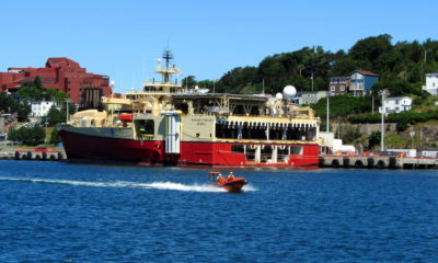 SAExploration completes largest shallow water ocean-bottom marine seismic project