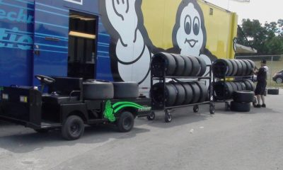 Michelin renews long-standing contract with CEVA Logistics in Spain