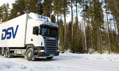 Winter tires in Norway and Sweden