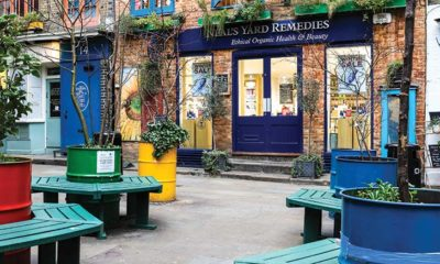 Wincanton extends Neal's Yard Remedies partnership for UK and global online customer base