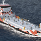 World's first zero-emission electric-powered tankers ordered by Ashai Tanker. Image: Ashai Tanker