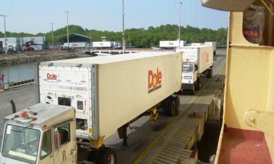 Maersk Container Industry secures order of star cool units from Dole Foods. Image: MCI