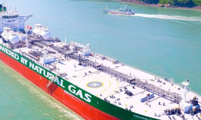 DNV GL and HHI Group announce green tankers of the future. Image: DNV GL