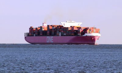 ONE Line to build six new ultra large container ships. Image: Pixabay