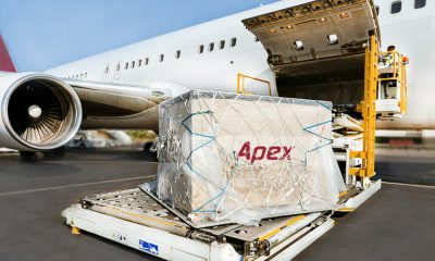 Kuehne+Nagel acquires Asian logistics provider Apex International Corporation. Image: Kuehne + Nagel