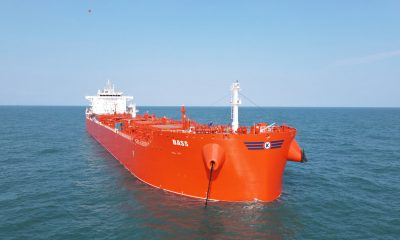 KCC's newbuilding program near completion with the delivery of the seventh CLEANBU vessel. Image: KCC