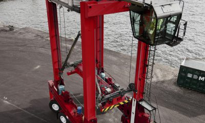 Kalmar and Maritime Transport extend cooperation with new order for straddle carriers. Image: Kalmar