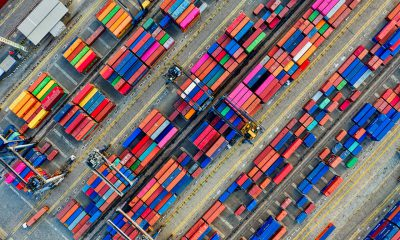 Drewry and Freightender partner to bring all-in-one ocean freight e-solution. Image: Pexels