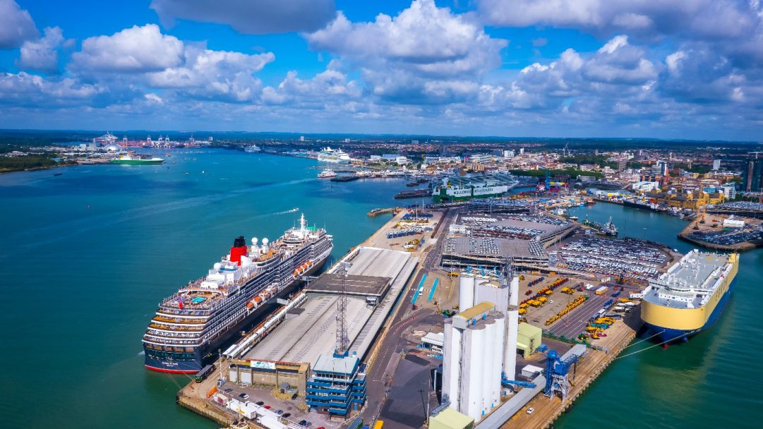 Associated British Ports signs 5G contract with Verizon Business Image: Associated British Ports