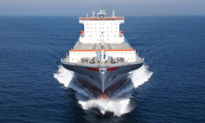 Wan Hai Lines confirmed orders for four new vessels . Image: Wan Hai Lines