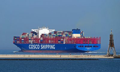 Seaspan strengthens its creative customer partnership with COSCO SHIPPING Lines by forward fixing contracts for 17 containerships. Image: Pixabay