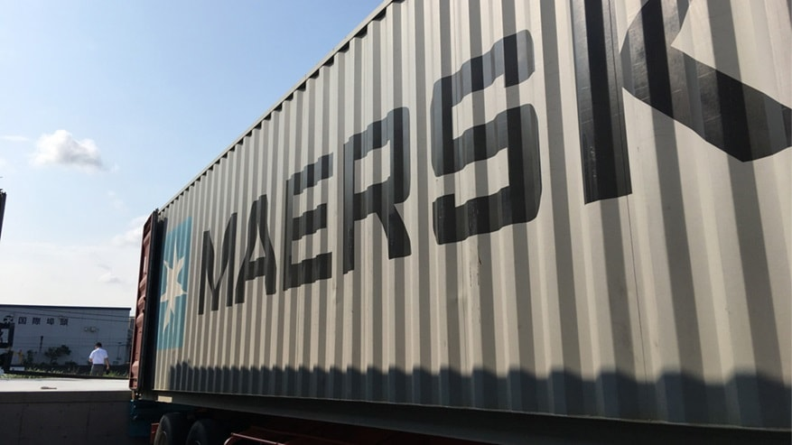 A.P. Moller – Maersk recognized as a challenger in the 3PL space by Gartner. Image: Maersk