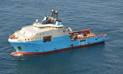 Maersk Supply Service secures project contract in Brazil. Image: Maersk
