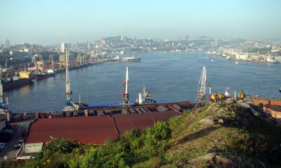 FESCO and DP World agree on joint projects in Port of Vladivostok. Image: Wikimedia Commons