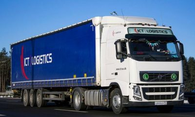 DFDS acquires ICT Logistics. Image: DFDS
