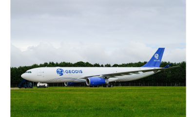 Geodis leases own leased A330-300 full freighter aircraft. Image: Geodis