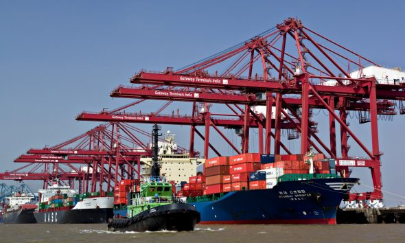 APM Terminals partners with Siemens for energy optimisation and emission reduction at terminals. Image: APM Terminals