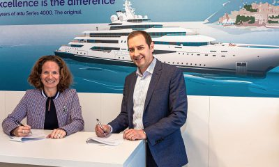 Rolls-Royce and Sea Machines collaborate to automate the marine market. Image: Sea Machines