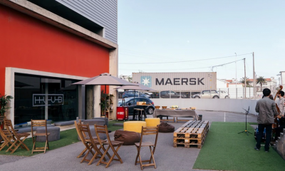 Maersk makes another move into E-commerce with its first tech acquisition. Image: Maersk