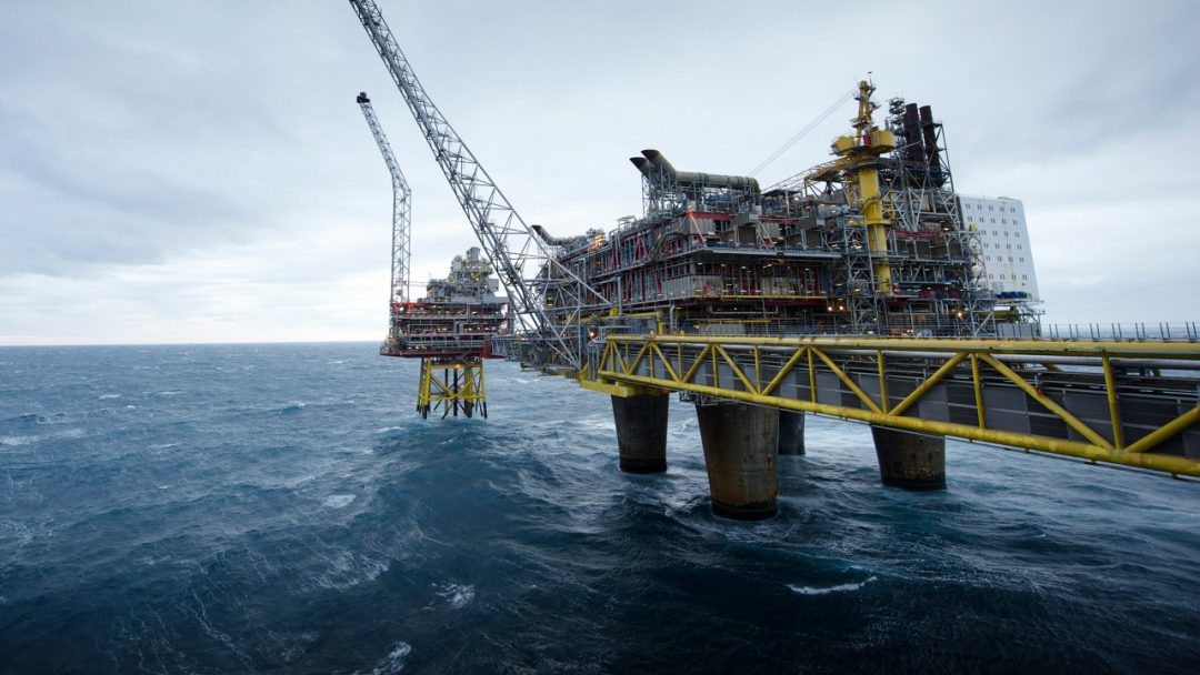 Equinor to increase gas exports to supply the European market. Image: Equinor
