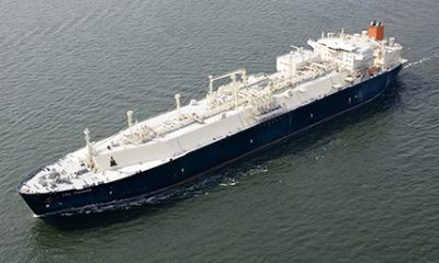 MOL signs charter deals for 4 new LNG carriers to serve NOVATEK. Image: MOL