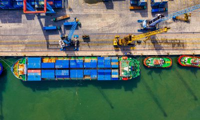 Port of Mobile posting record growth as Midwest supply chains shift. Image: Pexels