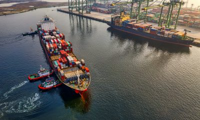 Exports of intermediate goods sustain gains in Q1 of 2021 after rebound from pandemic. Image: Pexels