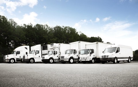 Ryder opens five new locations for used vehicle sales. Image: Ryder
