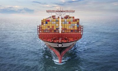 MSC cooperates with key Chinese Research Institute to promote decarbonisation and sustainable shipping. Image: MSC